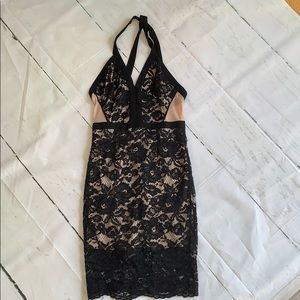 Gorgeous Lush dress